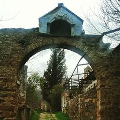 Unveil Chios Island, an alternative Greek ecotourism destination Leper Colony, Chios, Outdoor Activities, Abandoned, Greece, Hiking, Journey, Island, House Styles