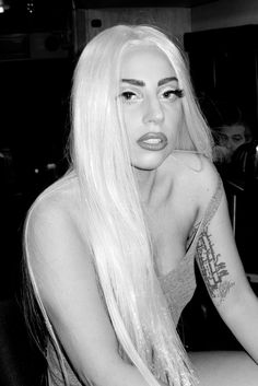 lady gaga backstage from terry richardson's diary