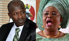 Patience Jonathan Will Never Go Scot-Free  EFCC