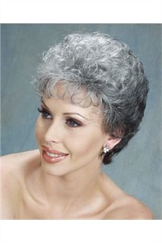 Short & Curly Hairstyles for Older Women | hair | Short ...