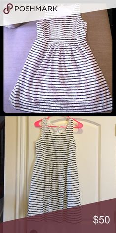 🌟Reduced🌟Stitch Fix Striped Dress New with tags, never worn! ⚡️Last markdown before I donate!⚡️ Dresses Mini