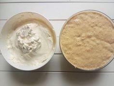 Kvásková bublanina s ovocím. Chutí ako od babičky, no je vo FIT verzii - Fitshaker Camembert Cheese, Dairy, Fit, Shape