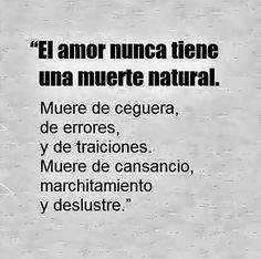 Frases vida amor español @Luna Garcia