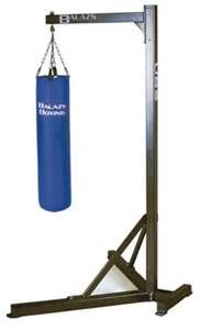 Punching Bag Wall Bracket Boxing Bag Steel Chain Punch Bag D Holding Stand Gym