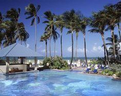 Imagine this and a cool rum & diet coke. Just calling out to me. [San Juan Marriott Resort & Stellaris Casino]