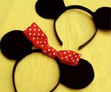 these would be SOO cute if you go with the Mickey theme! tutorial for how to make Mickey & Minnie ears (including template) Disney Diy, Disney Crafts, Disney Stuff, Disney Halloween, Halloween Crafts, Homemade Halloween, Halloween Party, Mickey Minnie Mouse, Mickey Mouse Clubhouse