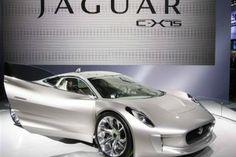 Jaguar Siap Produksi Mobil Mewah Di India