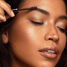 #FirmingEyeCream Fibre Gel, Fiber, Eyebrow Makeup Products, Makeup Eyebrows, Makeup Geek, Eyebrow Design, Arch Brows, Plucking Eyebrows, Thick Eyebrows