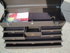 Kennedy Multi drawer Locking Tool Box