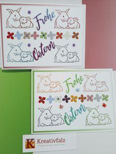 Nun ist es offiziell! Dieses süße Motiv aus dem schönen Stempelset Im Babyglück wird das Sortiment verlassen. Kombiniert habe ich das Motiv mit den Stanzformen Hortensie. Der Schriftzug ist mit den Stanzformen Wunschworte ausgestanzt. Das Glitzerpapier in Regenbogenfarben ist ein echter Hingucker. Worauf Ihr beim Nachbasteln achten solltet, habe ich in der ausführlichen Anleitung auf meiner Webseite beschrieben. Bullet Journal, Paper, Hydrangea, Rainbow Colours, Happy Easter, Abandoned, Website, Script Logo, Die Cutting