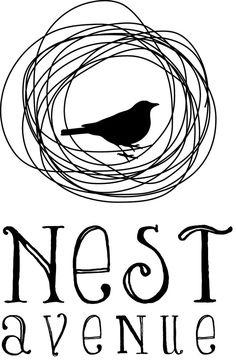 logo design on Pinterest | Bird Nests, Logo and Logo design
