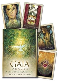 The Gaia Oracle by Toni Carmine Salerno https://www.amazon.com/dp/0738738999/ref=cm_sw_r_pi_dp_0vKMxbJJZ1452