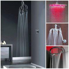Leef Uniek | Inspiratie | Badkamer *Een unieke badkamer door deze aparte douchekoppen!*