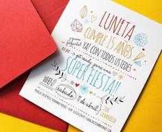 le pou - grafica para eventos - invitaciones Quinceanera Invitations, Party Invitations, Visual Communication Design, Sweet 15, Ideas Para Fiestas, Fiesta Party, 15th Birthday, Wedding Designs, Party Time