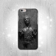 Han Solo in Carbonite iPhone 6 s 6 Plus 6 SE 5 5 s von Lantadesign