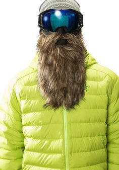Beardski Prospector Skimask