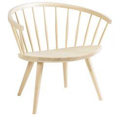 Arka Lounge Chair, Stolab. Design by Yngve Ekström.