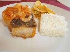 AMarte à mesa: Bacalhau