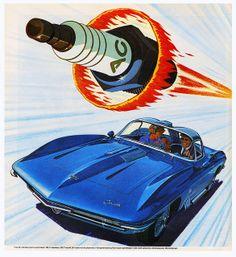 Fireball Corvette | OldBrochures.com