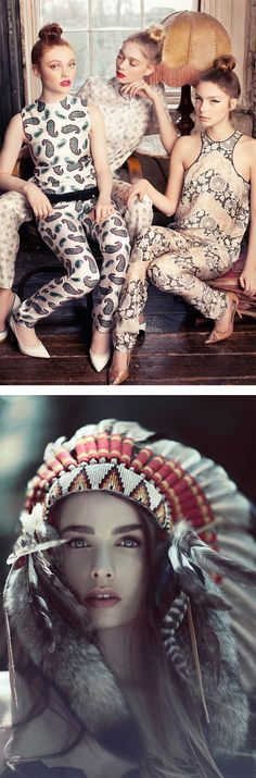 Fashion Photography by Lara Jade | Inspiration Grid | Design Inspiration