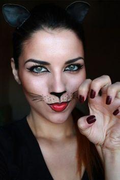 Der Katzen-Look
