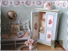 Miniaturas Natasylvia: Primavera azul