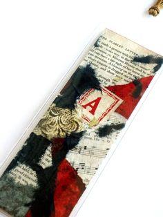 Scarlet Letter bookmark