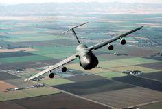 C-5 Galaxy Aircraft: www.lorainenunley.com