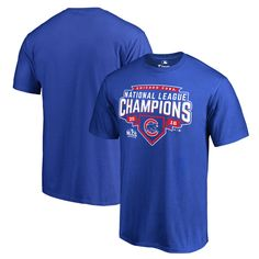 Chicago Cubs Youth 2016 National League Champions Wild Pitch - Royal