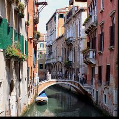 Venice, Italy- an amazing place!  I fell in love with Venice.