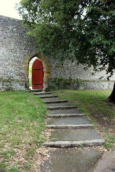 Secret Garden - Arundle Castle, England MY FAVORITE BOOK & MOVIE! I MUST GO HERE!
