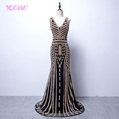 Cheap Prom Dresses, Buy Directly from China Suppliers:YQLNNE 2018 Golden Rhinestones Prom Dresses Black Long Mermaid Evening Gown Tulle Vestido De Festa Stunning Prom Dresses, Prom Dresses 2016, Black Prom Dresses, Prom Dresses For Sale, Formal Dresses, Mermaid Evening Gown, Evening Gowns, Rhinestones, Tulle