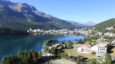 St Moritz, Switzerland, lake (Credit: Credit: Mike MacEacheran)