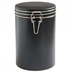 Kaffee Vorratsdose schwarz mit Bügel-Verschluss Rimoco https://www.amazon.de/dp/B01KGDBTFU/ref=cm_sw_r_pi_dp_x_DnBUyb6FT9TZC