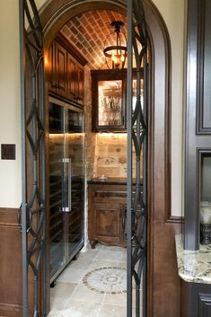 Wine Enthusiast has a great selection of custom cellars. We can design a cellar to fit your needs and enhance your collection! Wine Cellar Design, Wine Collection, Wine Storage, This Is Us, Farmhouse, Decorating Ideas, Bar, Home Decor, Decoration Home