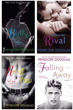 Fall Away Series - Penelope Douglas Esperando el cuarto libro...en cuanto lo consiga en pdf lo leo...