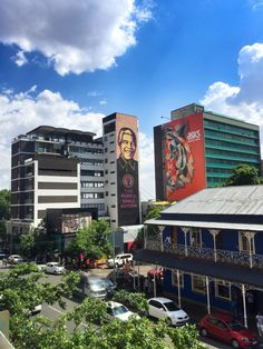 A picture taken from the upper level outdoor terrace at the Neighbourgoods Market in Braamfontein in Jozi. Study Pics, Study Pictures, Stuff To Do, Things To Do, Orange Art, Africa Travel, Billionaire, Case Study, Travel Ideas