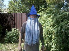 Crochet Wizard Hat and Beard