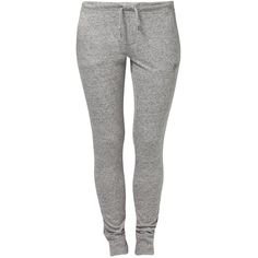 Nike Sportswear TIME OUT PANT Tracksuit bottoms grey ($50) ❤ liked on Polyvore featuring activewear, activewear pants, pants, bottoms, jeans, sweatpants, grey, women's trousers, cotton sweatpants and nike sportswear