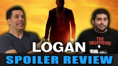 LOGAN SPOILER REVIEW from the Schmoes Know with Kristian and Cobbster.  This movie was fantastic!  Lots of grit, lots of claws.  Great send-off to Hugh Jackman's Wolverine.  #SchmoesKnow #Logan #KristianHarloff
