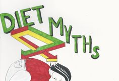 Diet Myths can weight you down.