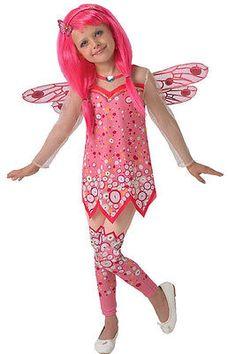 Mia And Me - Deluxe Child Fairy Costume