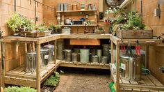 Follow our handy tips for corralling your tools and making the most of your garden shed.