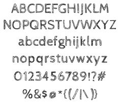 10 New Free Fonts for Your Delight