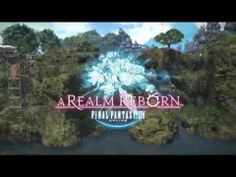 FINAL FANTASY XIV: A Realm Reborn - PS4 Launch Trailer Ffxiv A Realm Reborn, Final Fantasy Xiv, Ps4, Playstation, Finals, Product Launch, Neon Signs, Youtube, Audio