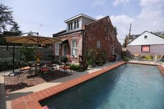 A Benton Park beauty, complete with saltwater pool : Lifestyles
