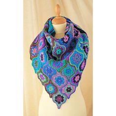 knit & crochet design: Mystical Lanterns