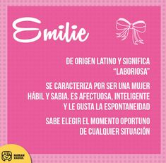significado de emile Baby E, Mom And Baby, Baby Kids, Name Of Girls, Baby Girl Names, Names With Meaning, Mother And Child, Little Babies, Kids And Parenting