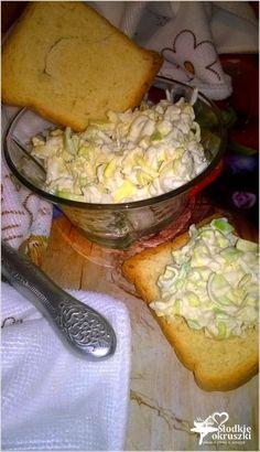 Appetizer Salads, Appetizers, Polish Recipes, Polish Food, Vegan Vegetarian, Lunch Box, Food And Drink, Menu, Yummy Food