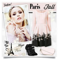 """Paris Fall"" by sneky ❤ liked on Polyvore featuring Carolina Herrera, Christian Dior and fallgetaway"